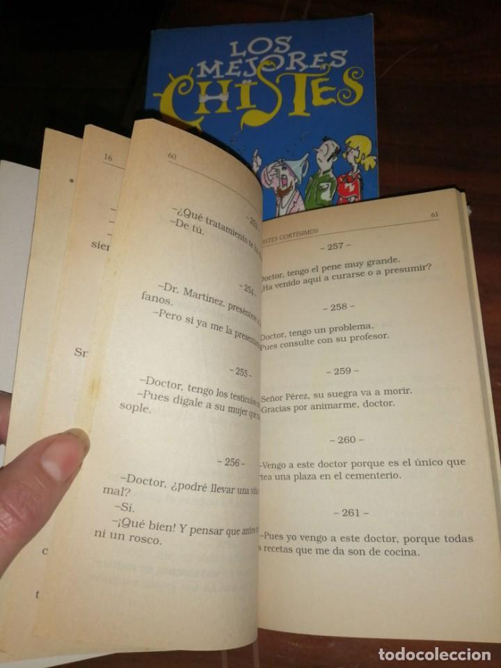 Libros antiguos: Lote de libros de humor y chistes - Foto 5 - 194697605