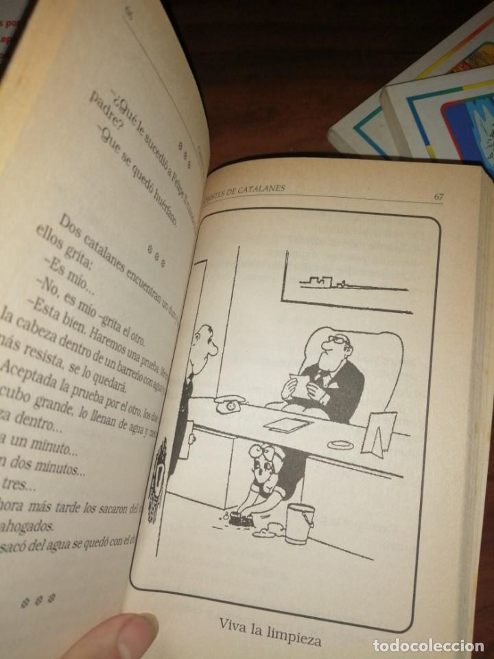 Libros antiguos: Lote de libros de humor y chistes - Foto 12 - 194697605