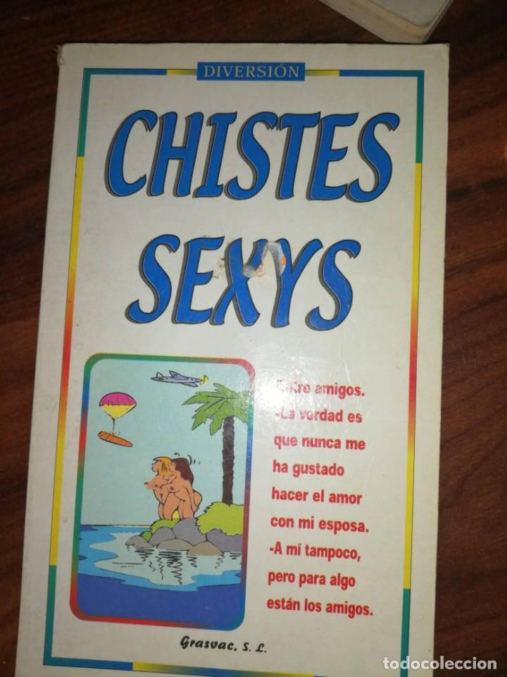 Libros antiguos: Lote de libros de humor y chistes - Foto 13 - 194697605