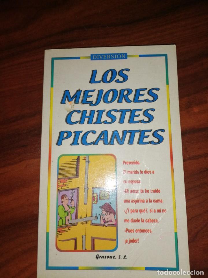 Libros antiguos: Lote de libros de humor y chistes - Foto 14 - 194697605