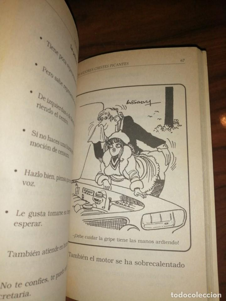 Libros antiguos: Lote de libros de humor y chistes - Foto 15 - 194697605