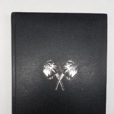 Libros antiguos: ELS CEMENTERIS DE BARCELONA ( FOTO COLITA Y PILAR AYMERICH ) 1981. Lote 194703230