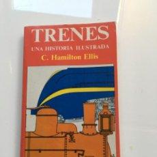Libros antiguos: TRENES. HAMILTON ELLIS . Lote 194704073