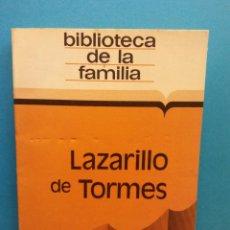 Libros antiguos: LAZARILLO DE TORMES. NUEVA GENERACIÓN EDITORES S.A.. Lote 194704797