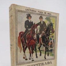 Libros antiguos: SECUESTRADA – IDA MAY (MARY LANGDON) MADRID S.A., 1925. Lote 194707698