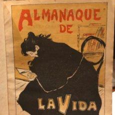 Libros antiguos: LA VIDA LITERARIA. 1899 - 31 NÚMEROS. REVISTA COMPLETA.. Lote 194731925