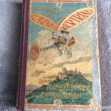 Libros antiguos: ALMANACH BERTRAND, 1914. MUY ILUSTRADO, COORDENADO POR FERNANDES COSTA, ESCASO. ENVIO GRÁTIS. Lote 194732738