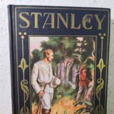 Libros antiguos: 1929 - ENRIQUE STANLEY, POR C. G., EDITORIAL ARALUCE. Lote 194734083