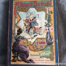 Libros antiguos: ALMANAQUE BERTRAND, 1904, COORDENADO POR FERNANDES COSTA. MUY ESCASO. ENVIO GRÁTIS.. Lote 194746741
