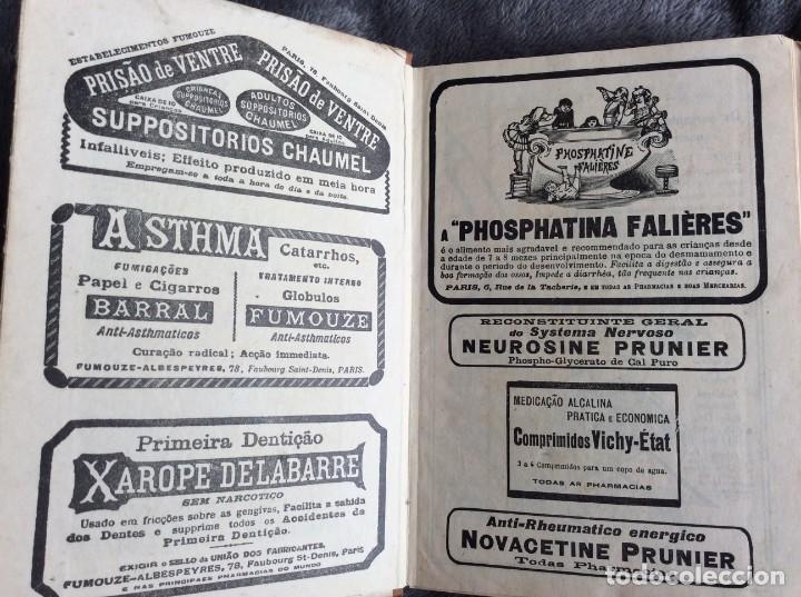 Libros antiguos: Almanach Bertrand, ano 1927. Coordenado por Maria Fernandes Costa, 1927. Envio grátis - Foto 2 - 194747841