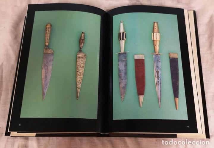 Libros antiguos: Armas blancas en España. Rafael Ocete Rubio. - Foto 3 - 194755773