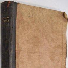 Libros antiguos: 1923. LA SEMAINE DE SUZETTE. SEMANARIO DE ÉPOCA INFANTIL JUVENIL EN FRANCÉS.. Lote 194768655