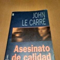 Libros antiguos: ASESINATO DE CALIDAD . Lote 194775402