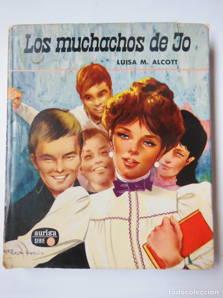 LOS MUCHACHOS DE JO (Libros Antiguos, Raros y Curiosos - Literatura Infantil y Juvenil - Otros)