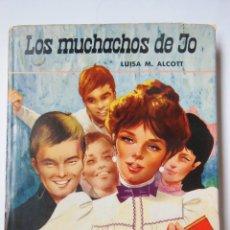 Libros antiguos: LOS MUCHACHOS DE JO. Lote 194779477