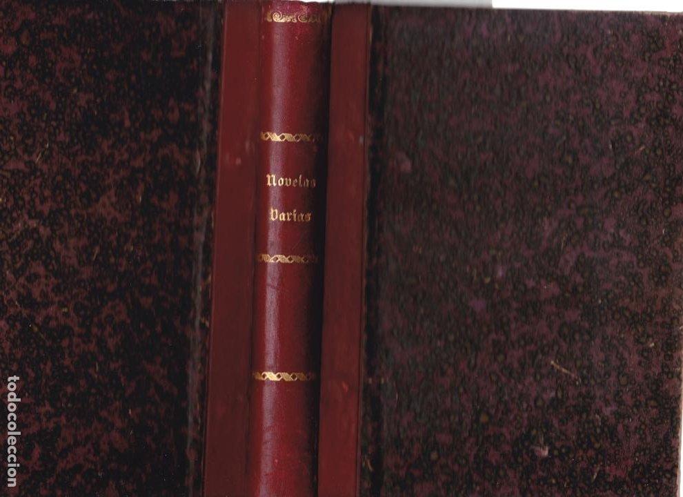 Libros antiguos: El sacristán de las monjas – La maldita vanidad – La casa de las mil brujas -Brígida. - Foto 7 - 194858727