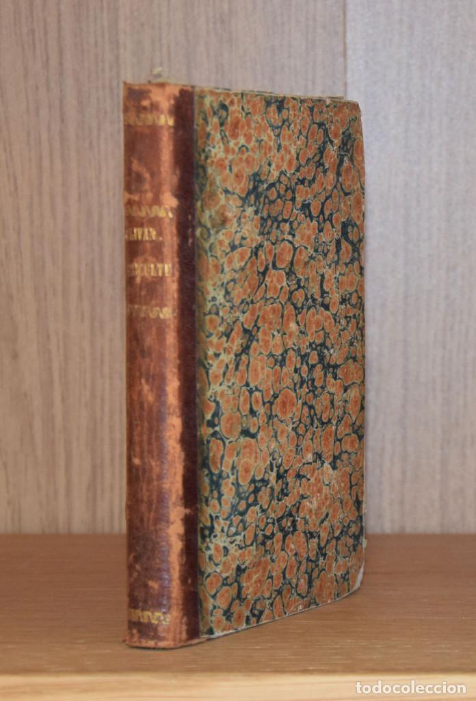 Libros antiguos: MANUAL DE AGRICULTURA - Alejandro OLIVAN - Foto 2 - 194880015