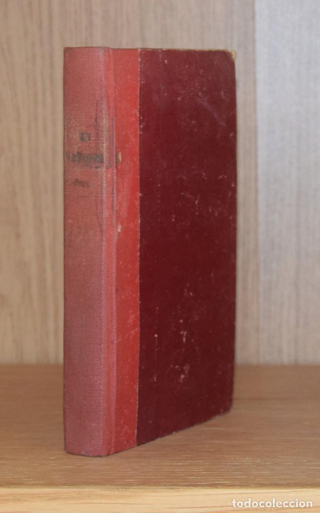 Libros antiguos: EN NAVARRA (COSAS DE LA GUERRA) - Ramón ESPARZA E ITURRALDE - Foto 2 - 194881162