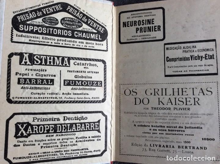Libros antiguos: Almanach Bertrand, ano 1933. Envio grátis. - Foto 2 - 194882885