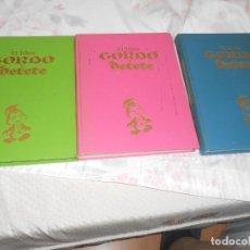 Libros antiguos: LIBRO GORDO DE PETETE TRES TOMOS . Lote 194885570