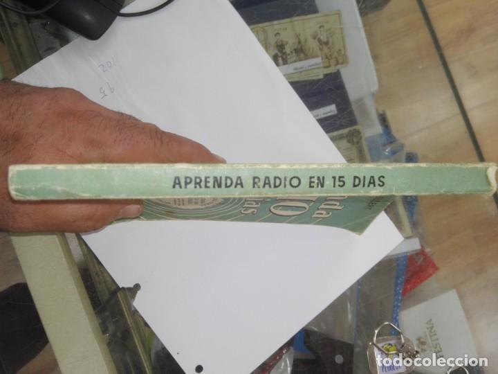 Libros antiguos: GELLERT, Christian. Aprenda radio en 15 días : (La teoría y la práctica en 15 lecciones) - Foto 4 - 194886151