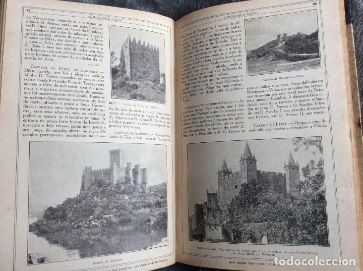 Libros antiguos: Almanaque Lello, 1933. ( historia, viajes, ciencia, pasatiempos, curiosidades, etc. ). Envio grátis - Foto 5 - 194890866