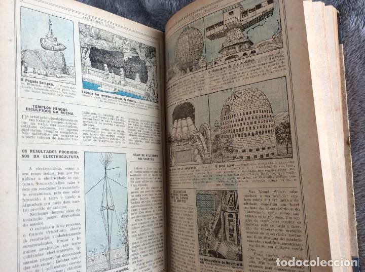 Libros antiguos: Almanaque Lello, 1933. ( historia, viajes, ciencia, pasatiempos, curiosidades, etc. ). Envio grátis - Foto 14 - 194890866