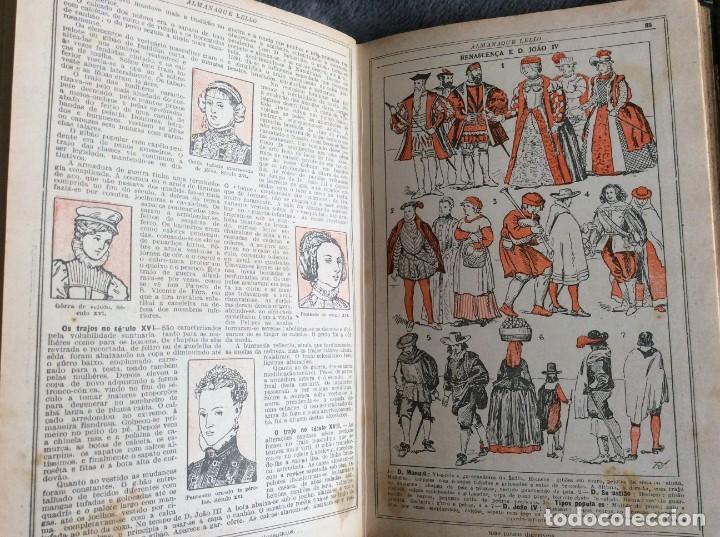 ALMANAQUE LELLO, 1932. ( HISTORIA, VIAJES, CIENCIA, PASATIEMPOS, CURIOSIDADES, ETC. ). (Libros Antiguos, Raros y Curiosos - Historia - Otros)