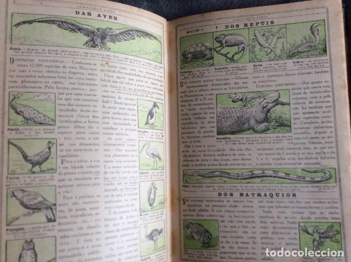 Libros antiguos: Almanaque Lello, 1932. ( historia, viajes, ciencia, pasatiempos, curiosidades, etc. ). - Foto 9 - 194892801