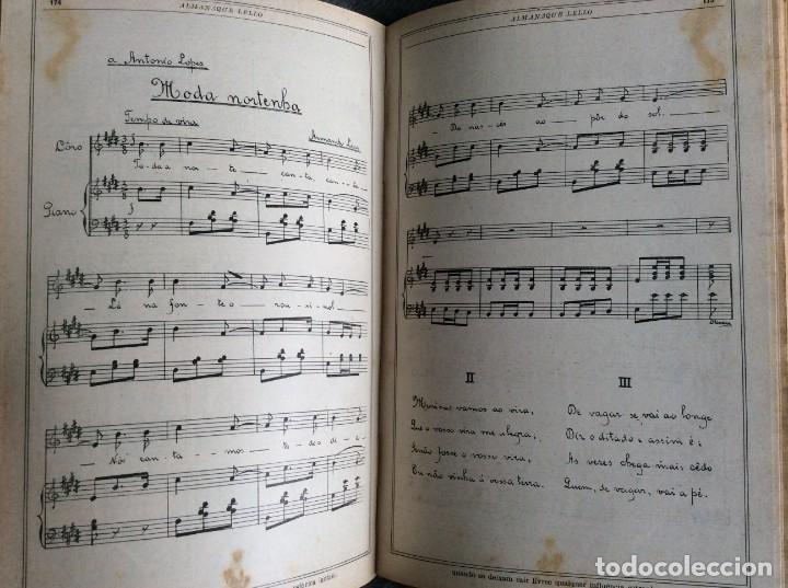 Libros antiguos: Almanaque Lello, 1932. ( historia, viajes, ciencia, pasatiempos, curiosidades, etc. ). - Foto 11 - 194892801
