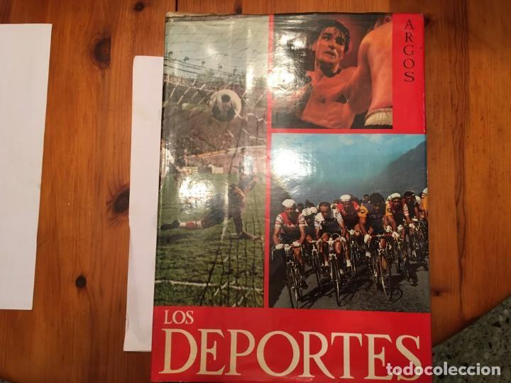 LA GRAN ENCICLOPEDIA DEL ESPECTACULO, LOS DEPORTES Y OLIMPIADAS DE ARGOS AÑO 1967 (Libros Antiguos, Raros y Curiosos - Historia - Otros)