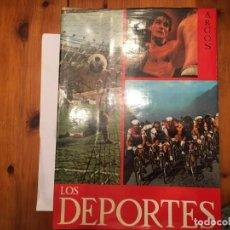 Libros antiguos: ENCICLOPEDIA DEL ESPECTACULO, LOS DEPORTES Y OLIMPIADAS DE ARGOSAÑO 1967. Lote 194900028