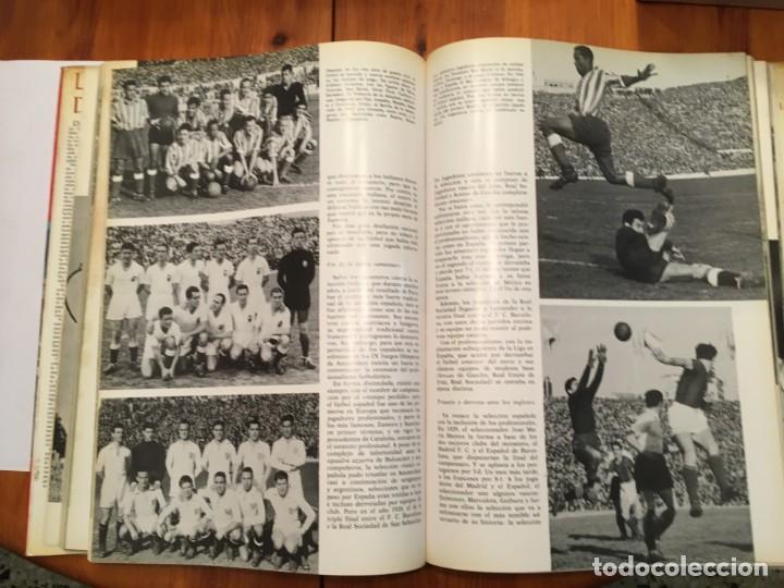 Libros antiguos: la gran enciclopedia del espectaculo, los deportes y olimpiadas de argos año 1967 - Foto 2 - 194900028