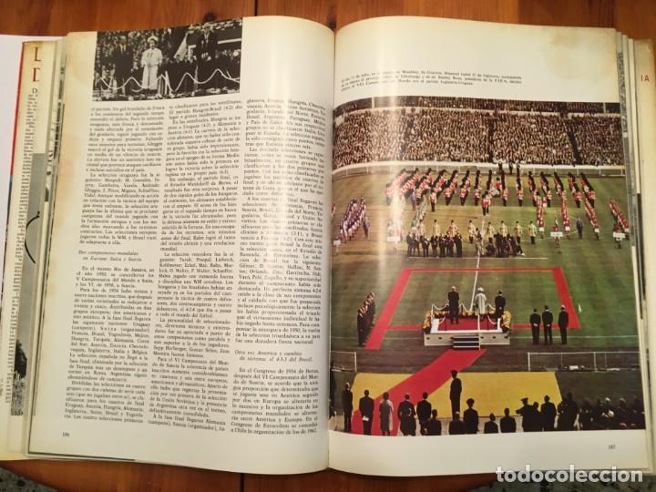 Libros antiguos: la gran enciclopedia del espectaculo, los deportes y olimpiadas de argos año 1967 - Foto 3 - 194900028