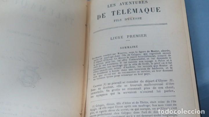 Libros antiguos: 1894.- LAS AVENTURAS DE TELEMAQUE - Foto 3 - 194900858
