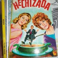 Libros antiguos: HECHIZADA ED. FHER 1966 EL COMIC DE LA SERIE TV PASTA DURA 60 PAGINAS ILUSTRADAS COLOR . Lote 194928755