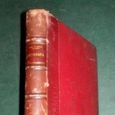 Libros antiguos: BUSTO, EUSEBIO DEL: APUNTES DE TOPOGRAFÍA. 1903. Lote 194930060