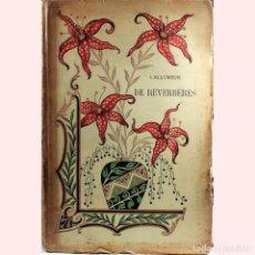 Libros antiguos: LIBRO ANTIGUO. MISS CUMMING, L'ALLUMEUR DE RÉVERBÈRES.. Lote 194931292