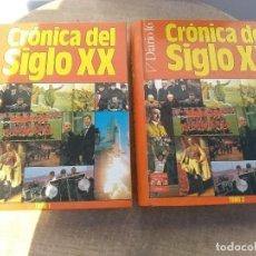 Libros antiguos: CRÓNICA DEL SIGLO XX. Lote 194931998