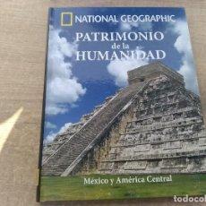 Libros antiguos: NATIONAL GEOGRAFIC PATRIMONIO DE LA HUMANIDAD. Lote 194933688