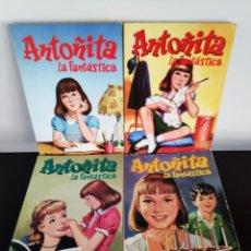 Libros antiguos: LIBROS ANTOÑITA LA FANTÁSTICA. Lote 194960290