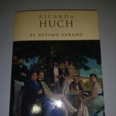 Libros antiguos: EL ÚLTIMO VERANO/ RICARDA HUCH. Lote 194962730