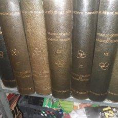 Libros antiguos: TRATADO GENERAL MÁQUINAS MARINAS. Lote 194966733