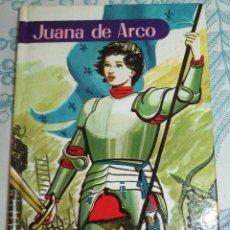 Libros antiguos: JUANA DE ARCO 1964 PASTA DURA 128 PAGINAS ILUSTRADO. Lote 194968570