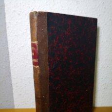 Libros antiguos: COMPENDIO DE LA VIDA DEL FALSO PROFETA MAHOMA, SIGLO XIX. Lote 194973972