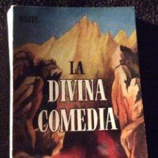 Libros antiguos: MINILIBRO ENCICLOPEDIA PULGA. N- 230. LA DIVINA COMEDIA. DANTE. Lote 195057207