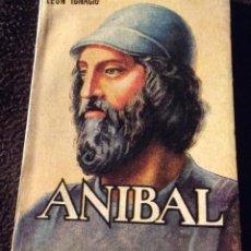 Libros antiguos: MINILIBRO ENCICLOPEDIA PULGA. N- 376. ANIBAL. LEON IGNACIO. Lote 195057401