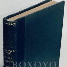 Libros antiguos: LAVERGNE, MME. JULIE. LÉGENDES DE TRIANON, VERSAILLES ET SAINT GERMAIN. OUVRAGE ORNÉ DE GRAVURES. Lote 195062037