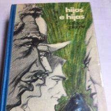 Libros antiguos: LIBRO - HIJOS E HIJAS - PATRICIA GALLAGHER. Lote 195082231