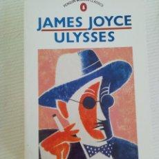 Libros antiguos: ULYSSES DE JAMES JOYCE EN INGLÉS. Lote 195087433